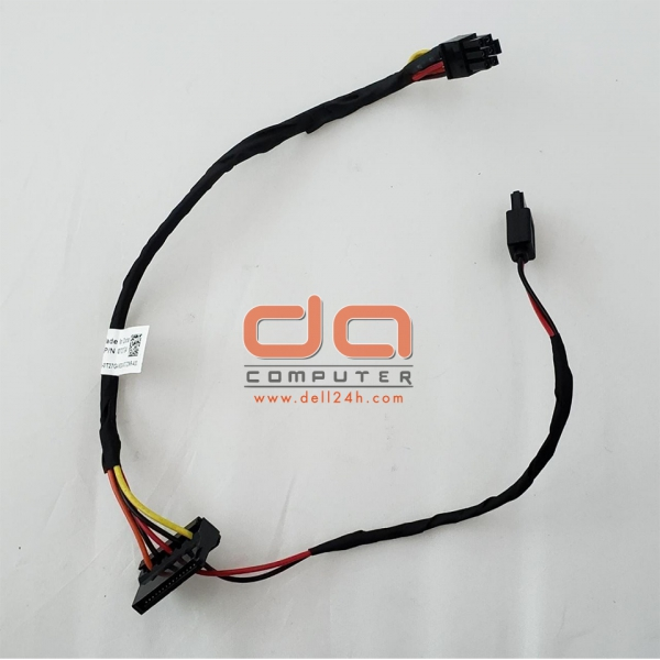 Dell mini 6 pin to SATA power cable - Cable nguồn SATA