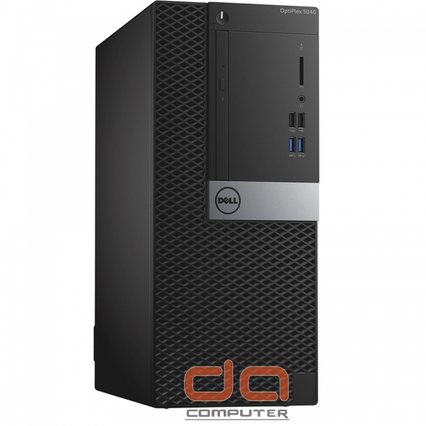 Dell OptiPlex 5040 MT ( i3 - 6100 Intel Core i3 3.7GHz | 8GB | 120GB M.2 SSD | DVD | Intel HD 530 )